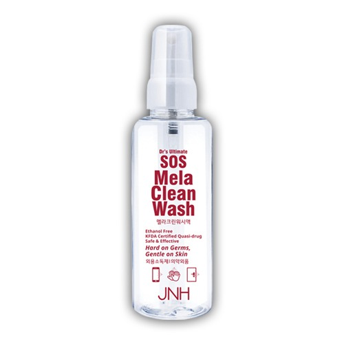 Dr's Ultimate SOS Mela Clean Wash